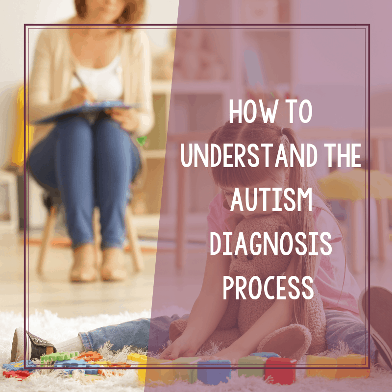 How to Understand the Autism Diagnosis Process