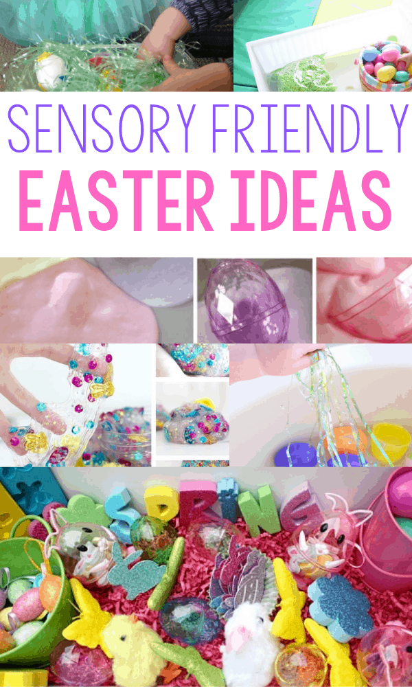 Sensory Friendly Easter Ideas and Activities for Children with Autism 1