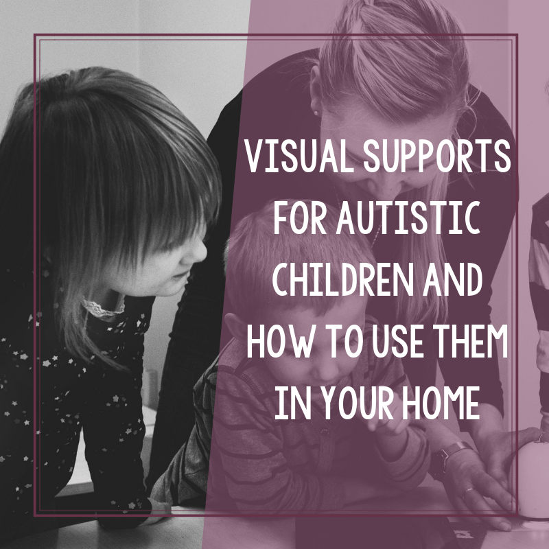 The Benefits of Visual Supports for Autistic Children 4