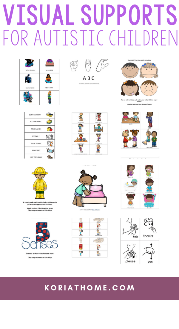 The Benefits of Visual Supports for Autistic Children 2
