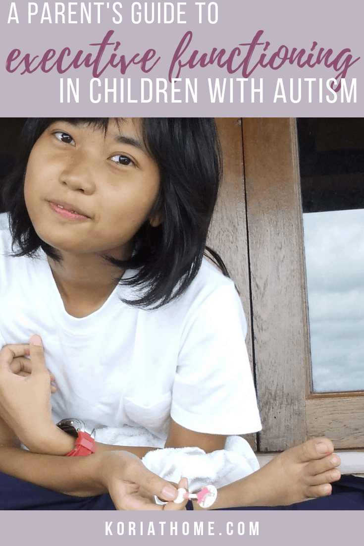 A Parent's Guide to Executive Functioning and Autism 1