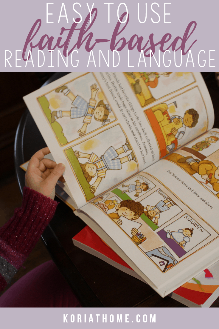 Flexible and Faith Based Reading and Language for Grades 1-8 1