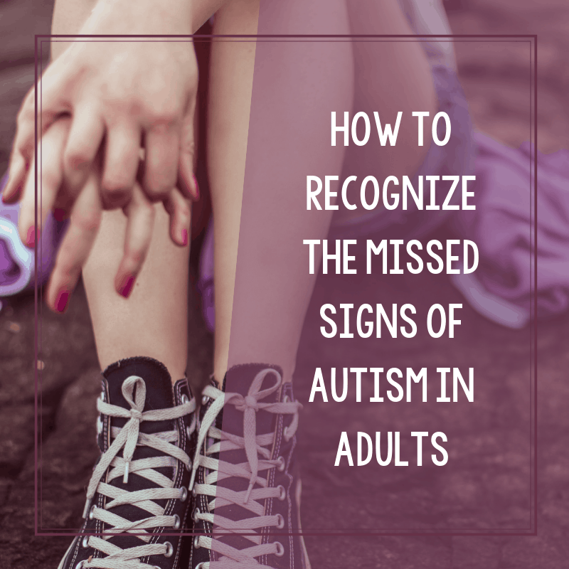 How to Recognize The Missed Signs of Autism in Adults 2