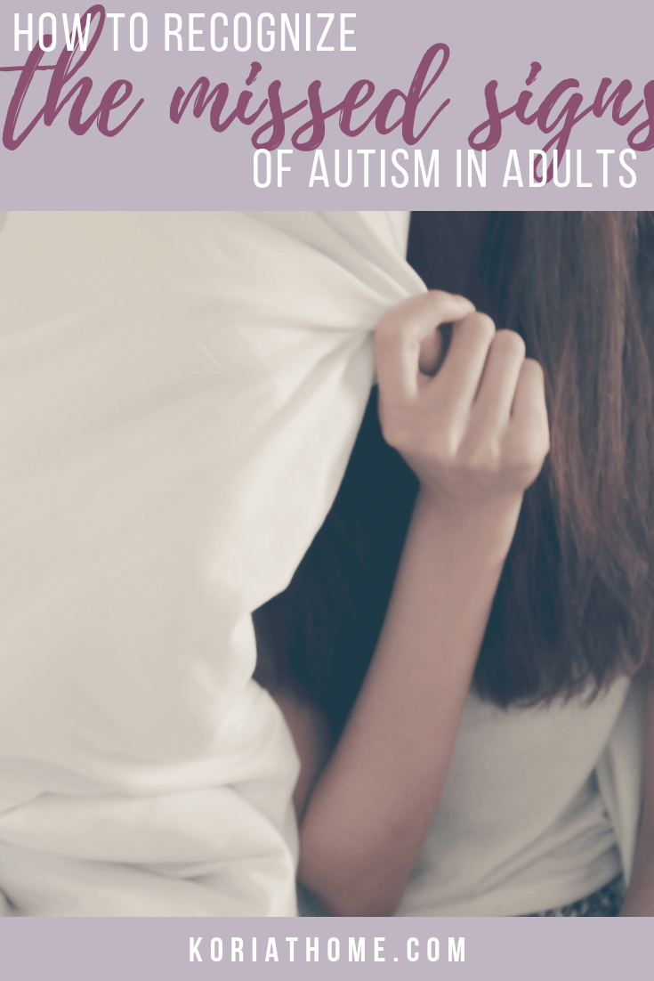 How to Recognize The Missed Signs of Autism in Adults 1