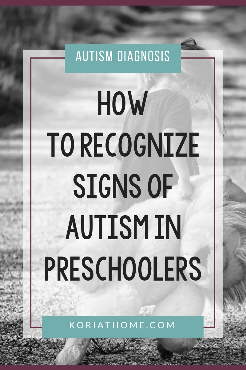 How to Recognize Signs of Autism in Preschoolers 3
