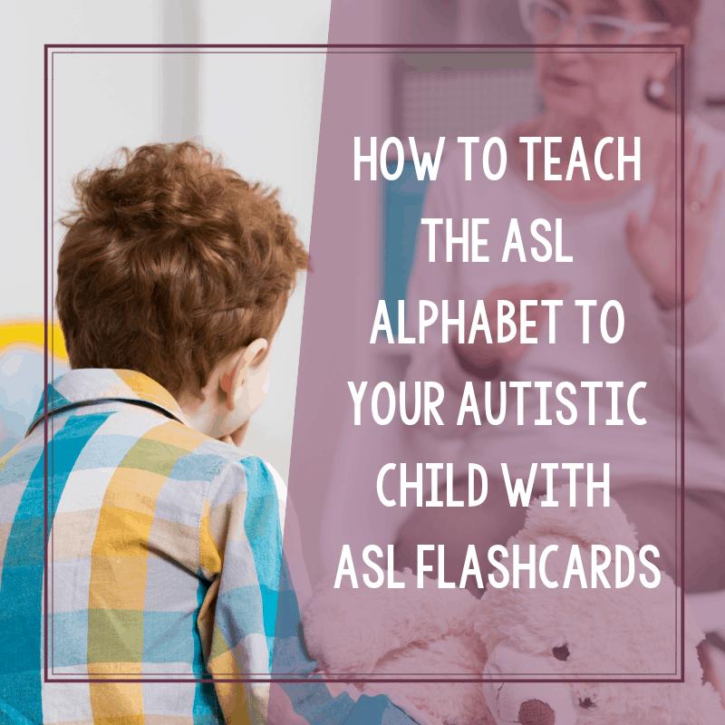 Freebie Friday: Free Printable ASL Alphabet Flashcards Pack