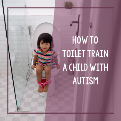 How to Potty Train an Autistic Child with Visual Cards