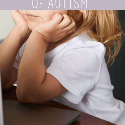 What are the Childhood Signs of Autism?
