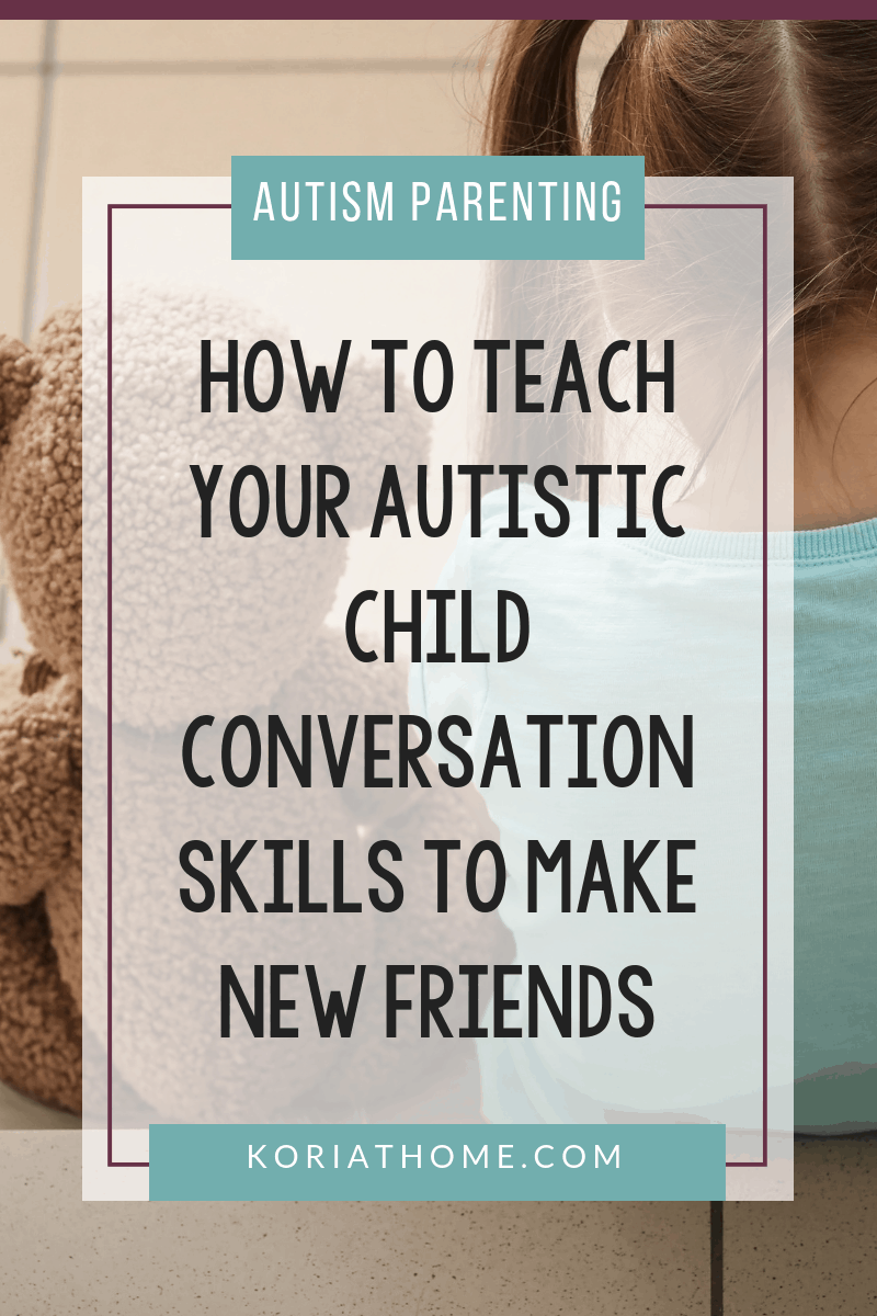 How to Help Your Autistic Child Make Friends 1