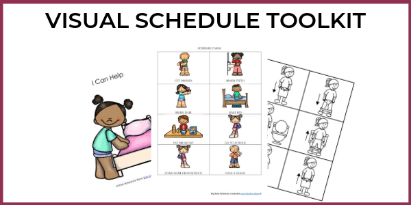 Visual Schedule Toolkit 1