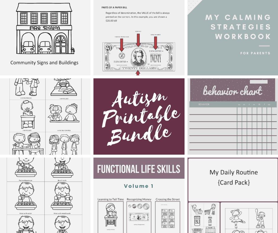 Autism Bundle Flash Sale 1