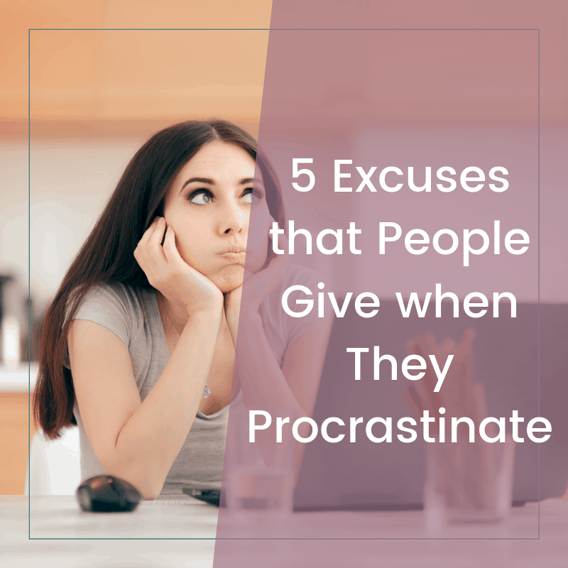 5 Main Causes Behind Why People Procrastinate and Solutions for Each 2