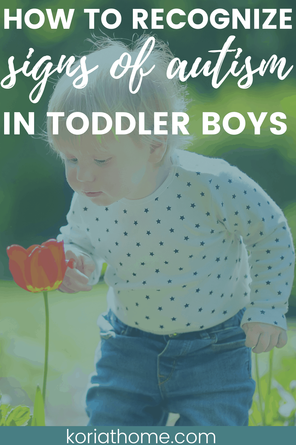 The Different Signs of Autism in Toddler Boys vs. Toddler Girls 1