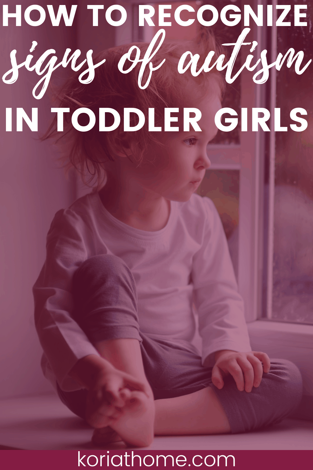 The Different Signs of Autism in Toddler Boys vs. Toddler Girls 2