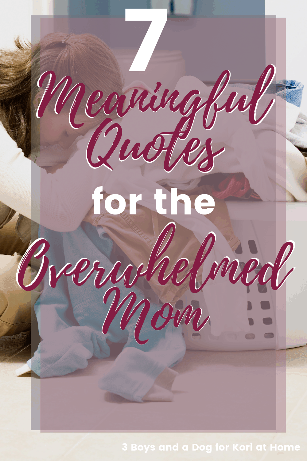 Meaningful Motherhood Quotes 1