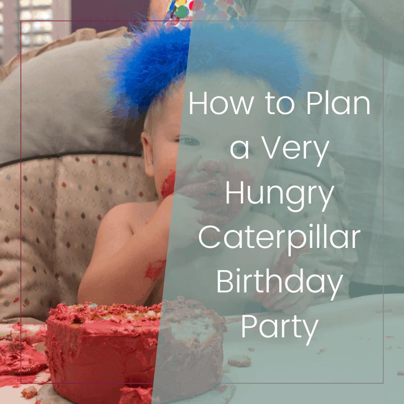 Very Hungry Caterpillar Inspired First Birthday Theme 2