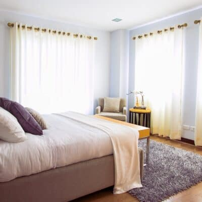 Easy Changes to Create A More Relaxing Bedroom