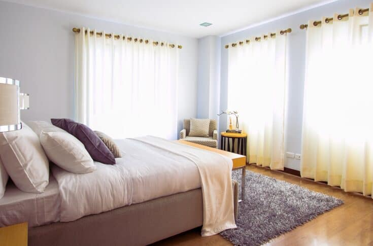 Easy Changes to Create A More Relaxing Bedroom 1