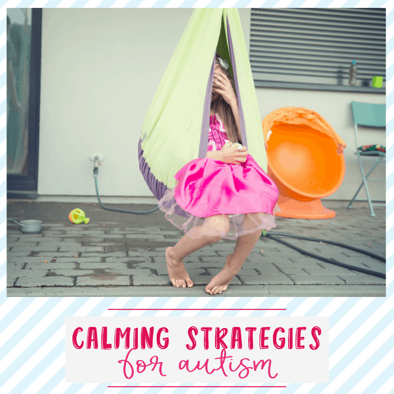 Autism Calming Strategies for Meltdowns and Tantrums