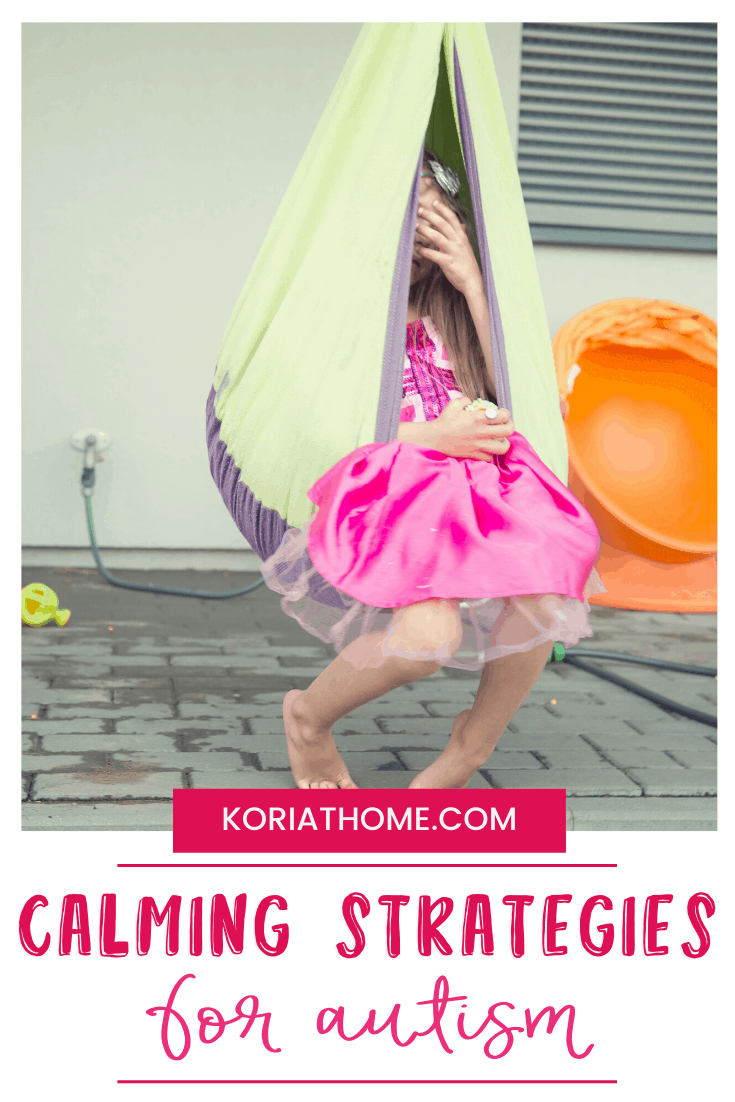 Autism Calming Strategies for Meltdowns and Tantrums 1