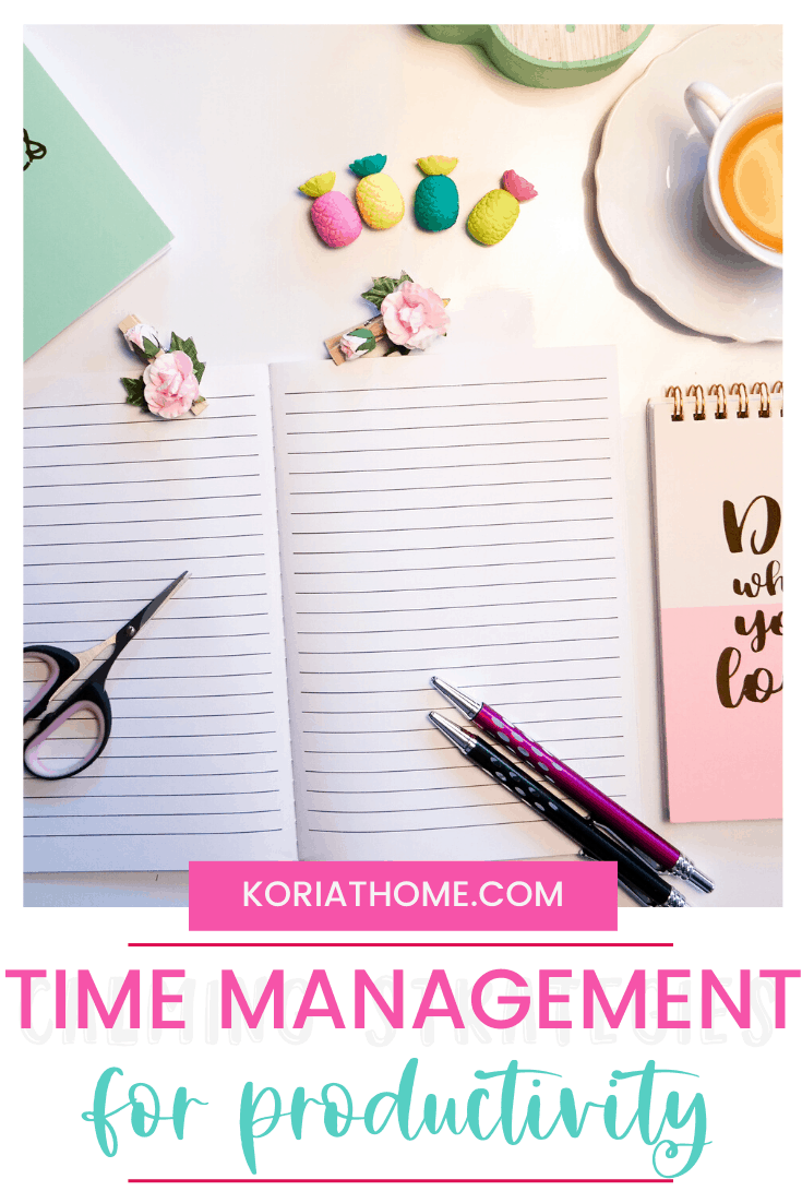 How to Use Time Management to Increase Your Productivity 1