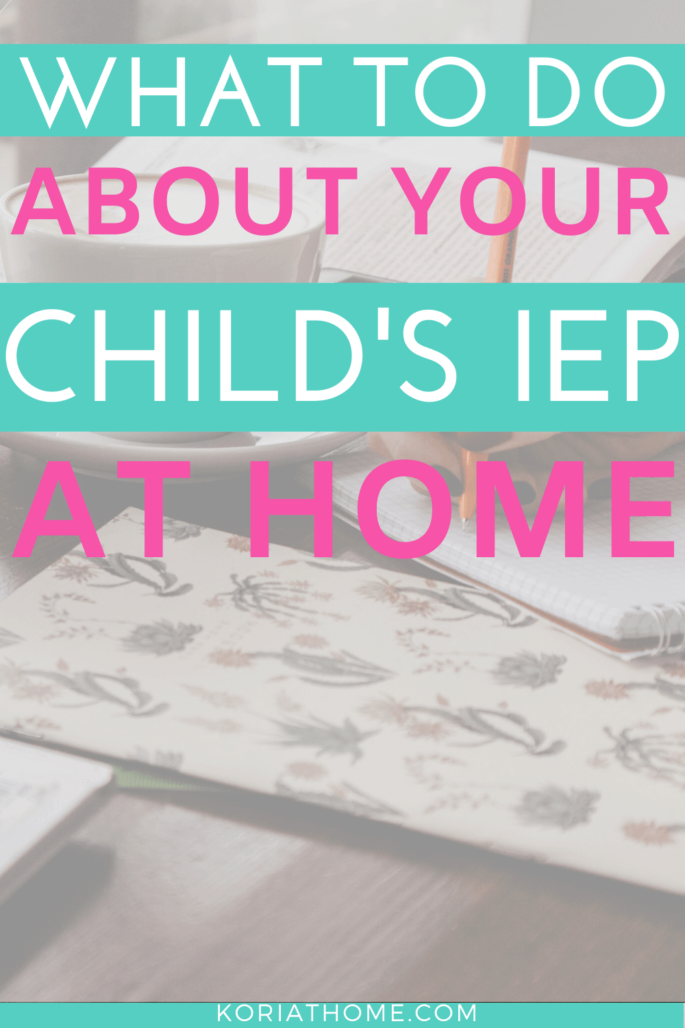 What will happen to my child's IEP? 1