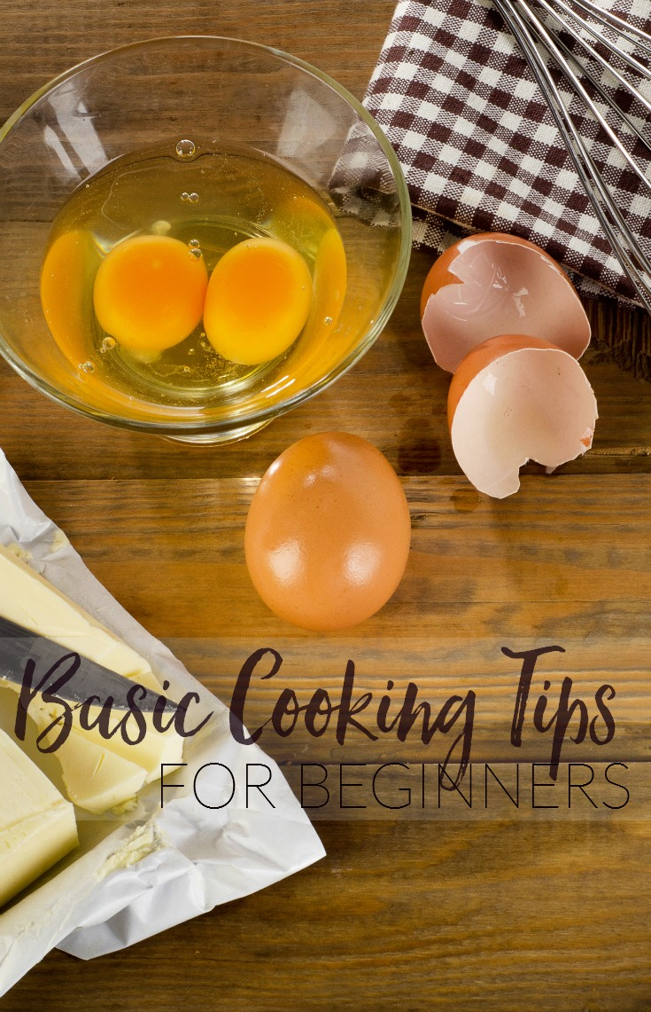 Are you just getting started in the kitchen? Check out some of these basic cooking tips for beginners to get you going.