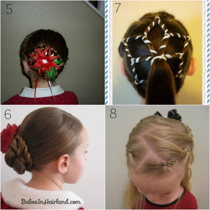 christmas hairstyles for younger girls batch 2