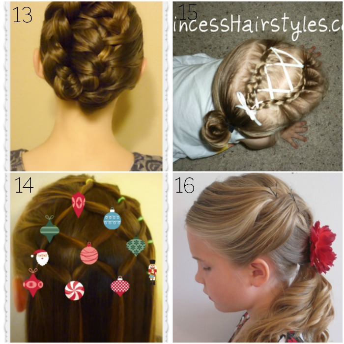 Christmas Hairstyles Younger Girls Kori Home