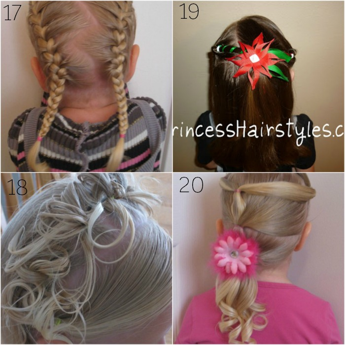 christmas hairstyles for younger girls batch 5