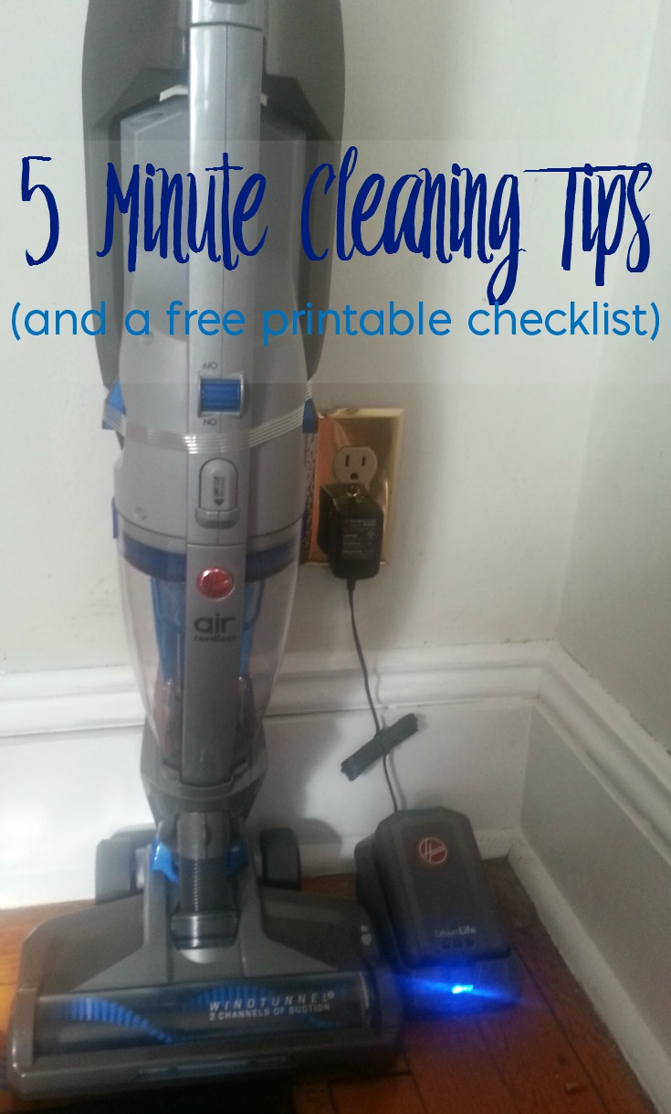 I'm not a huge fan of cleaning but I like having a clean, uncluttered house. That's why I rely on these easy everyday cleaning tips and my @Hoover cordless vacuum. #NoCordNoBull #CleverGirls