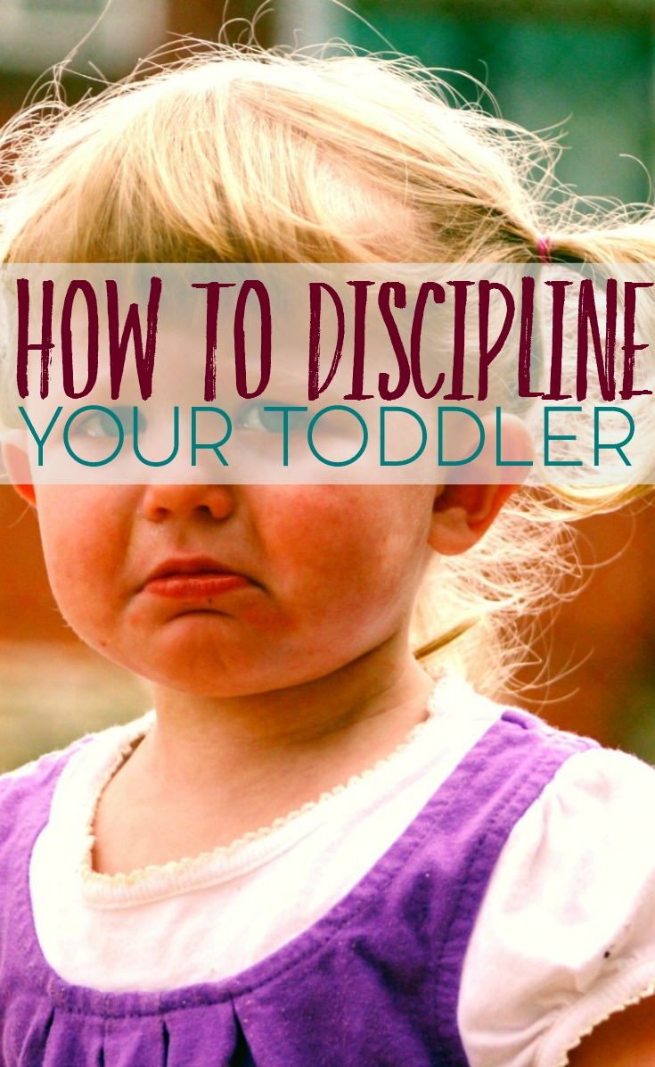 Have a rebellious threenager or trying to ride out the terrible twos? Check out some of my tips for how to discipline your toddler.
