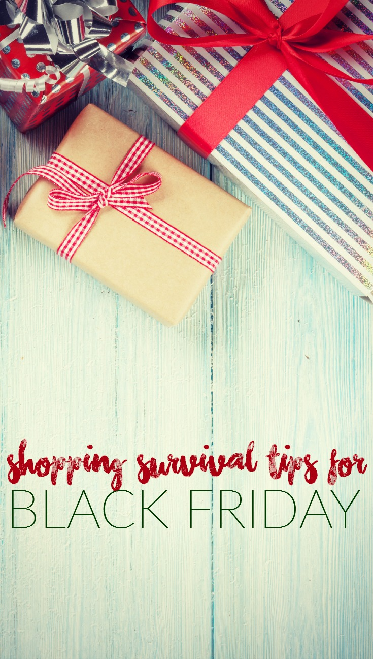 Do you enjoy the thrill of shopping on Black Friday? Or maybe you're venturing out for the first time this year? Check out these shopping survival tips for Black Friday.