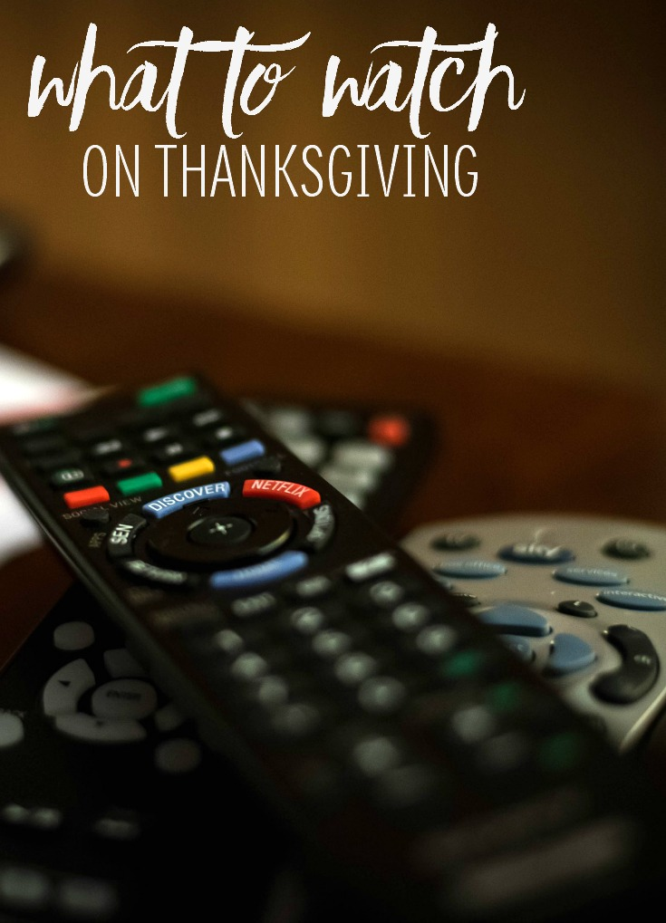Are you a sports junkie or a parade junkie? Here's a quick list of what to watch on Thanksgiving to give you and your remote a helping hand.